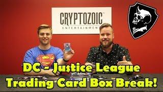 DC Justice League TC Box Break