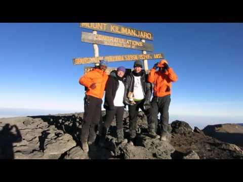Challenge 29 - Kilimanjaro - Lemosho - Barafu to Uhuru to Mweka - Day 7