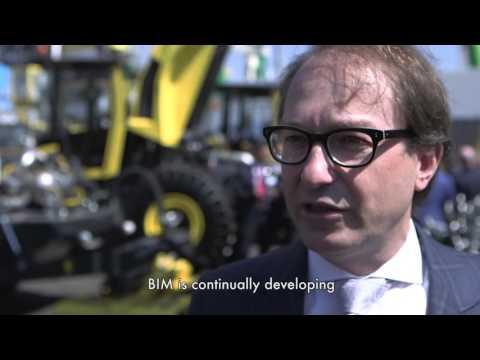 Minister Alexander Dobrindt - INTERGEO TV May 2016