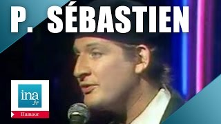 Patrick Sébastien imite Belmondo, Gabin, Coluche, Gainsbourg et Bourvil | Archive INA