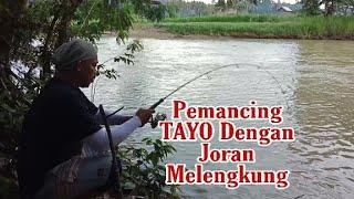 .Mancing Nila Babon Liar Bikin Kaget Pemancing TAYO Lihat Hasilnya