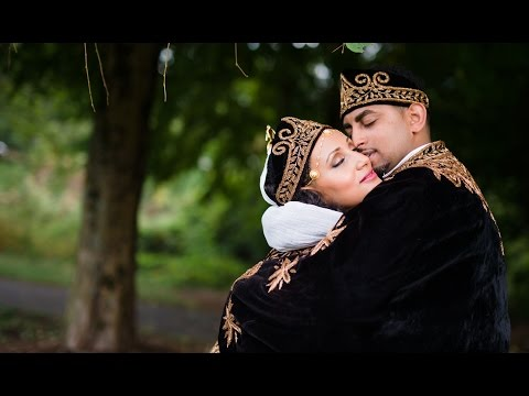 Habesha ( Eritrean ) wedding in Seattle: Sara + Temes