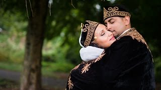 Habesha ( Eritrean ) wedding in Seattle: Sara + Temes
