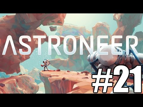 The FGN Crew Plays: Astroneer #21 - Loading the Spaceship (PC)