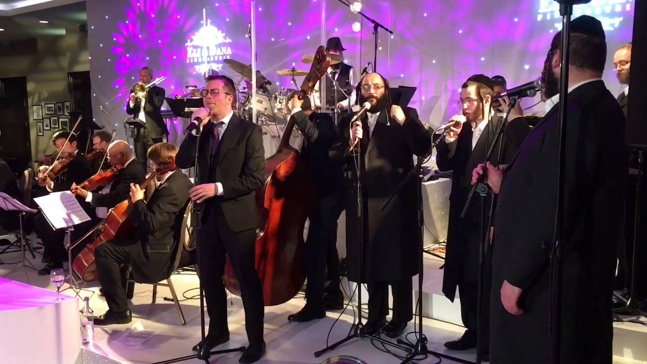 Simcha Leiner live in London