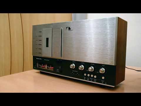 Nakamichi 700 II  Tri Tracer /archive Video/