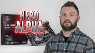 ASUS Maximus VIII Hero ALPHA Review [HD]