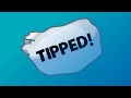 WE TIPPED THE ICEBERG ON CLUB PENGUIN !!!