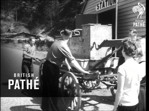 Australian Ghost Town Of Gold Rush Days (1963)