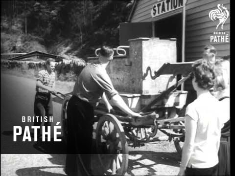 Australian Ghost Town Of Gold Rush Days (1963)