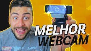 COMPREI A MELHOR WEBCAM - Logitech c920 | Meus equipamentos #3