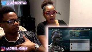 African Rebel CALLS KIDS PHONE on COD! Reaction!!!😱