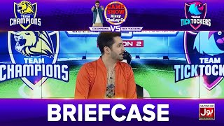 Briefcase | Game Show Aisay Chalay Ga League Season 2 | TickTock Vs Champion