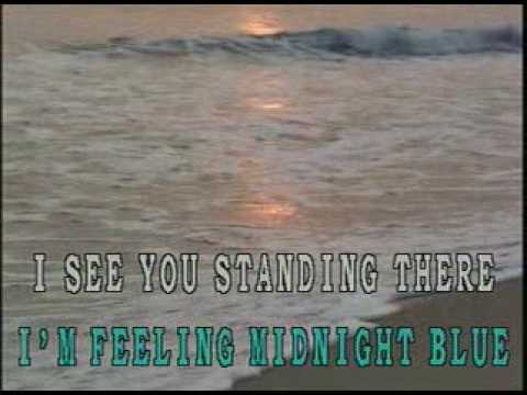 Midnight blue - Karaoke