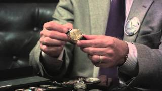 Watch & Learn - OMEGA Watch Collector Shows His Watch Collection to Crown & Caliber