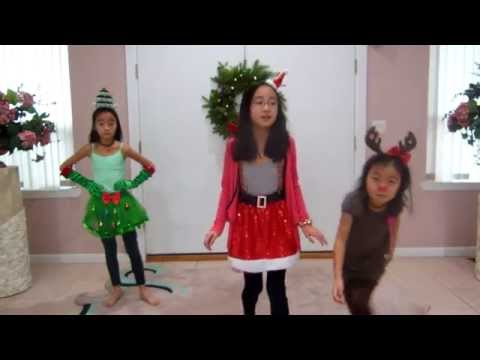 The Song Sisters Sing Rudolf the Red-nosed Reindeer