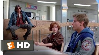 The Breakfast Club (2/8) Movie CLIP - Social Clubs (1985) HD