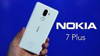 Nokia 7 Plus - Hands On (My Favourite New Nokia)