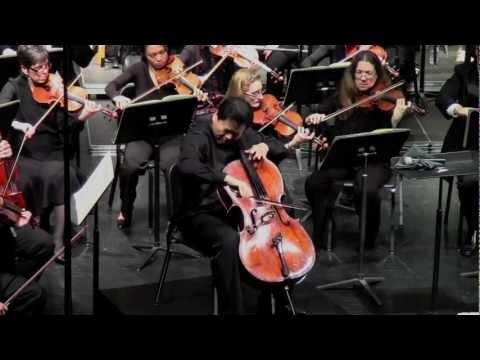 Dvorak Cello Concerto,Complete with Orchestra/Adam Liu, Cello