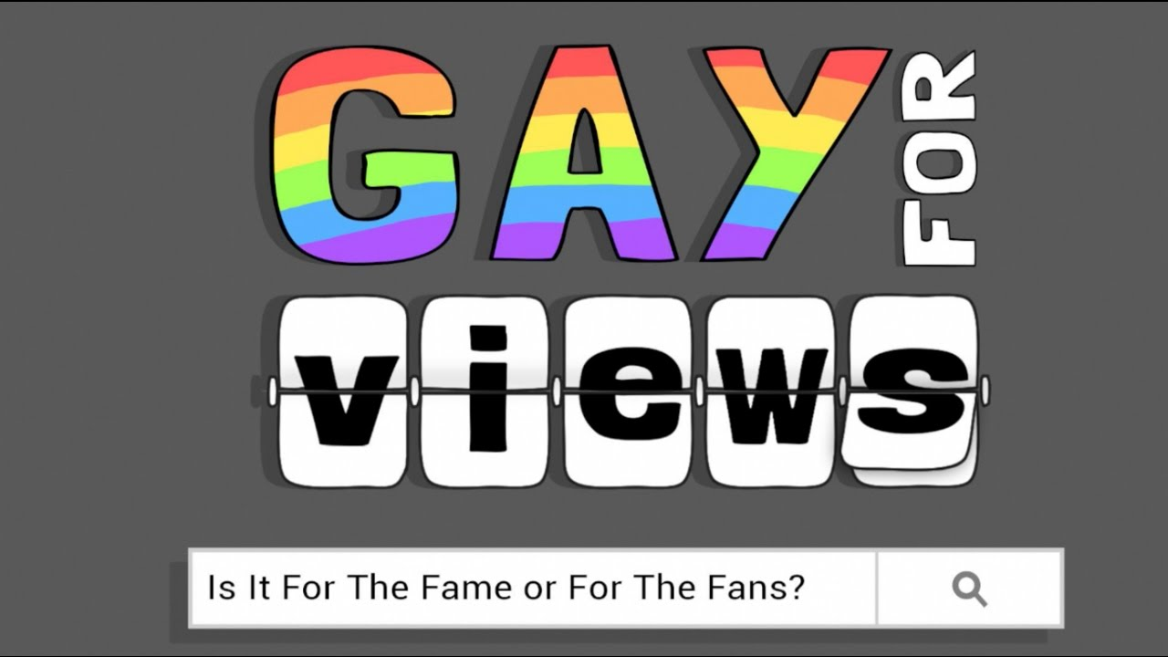 Richard Walker on 'Gay For Views'