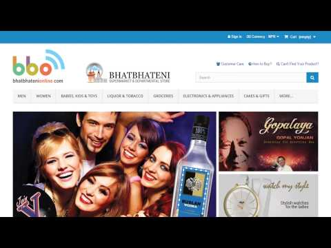 Top 5 Ecommerce website in Nepal(नेपालका ५ प्रमुख ई-कमअर्स वेबसाईट )
