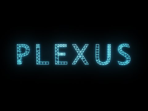 Creating MASH Effects - Plexus Text With Pixel Fill