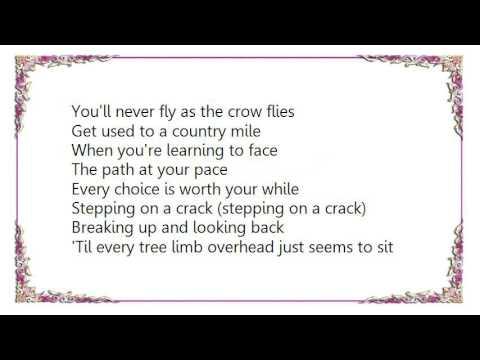 Indigo Girls - Watershed Lyrics