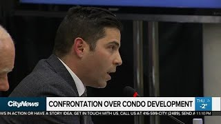Condo developer challenged by residents after last project scrapped