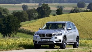 BMW X5 eDrive – для тех, кто действует без спешки