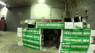 Behind The Scenes | Revive Warehouse | Fort Building