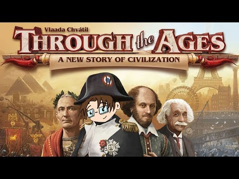 Let's Play: Through the Ages - A New Story of Civilization - Part 1