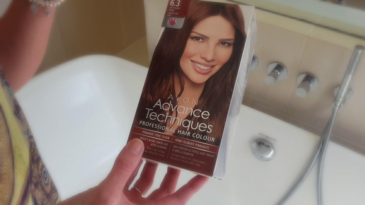 Avon: Advance Technique - A Good Hair Day - YouTube