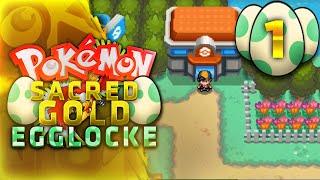 "Let's Play Pokemon Sacred Gold Egglocke Episode #01 ""Rolling Dice!"""