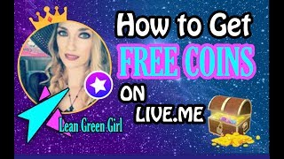 How to Get FREE COINS on LiveMe