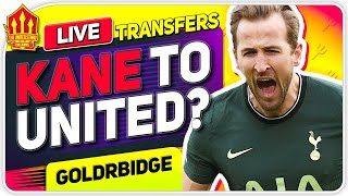 KANE & VARANE to United? Man Utd Transfer News
