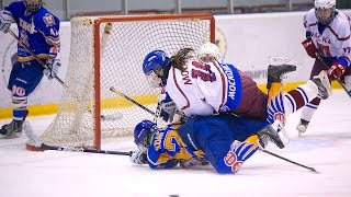 Девушки из Московской области – первые в хоккее