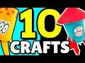10 DIY Projects for Making Toys   Easy Craft Ideas for Kids