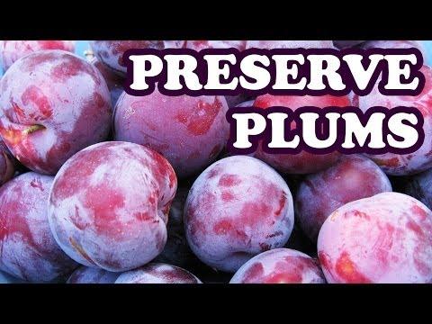 how-to-freeze-preserve-plums---fruit-preserves-ripe-plum-preserving-recipe-in-freezer-video-jazevox