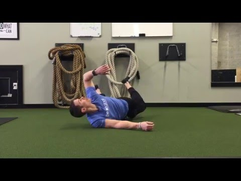 The Elbow Whip Roll