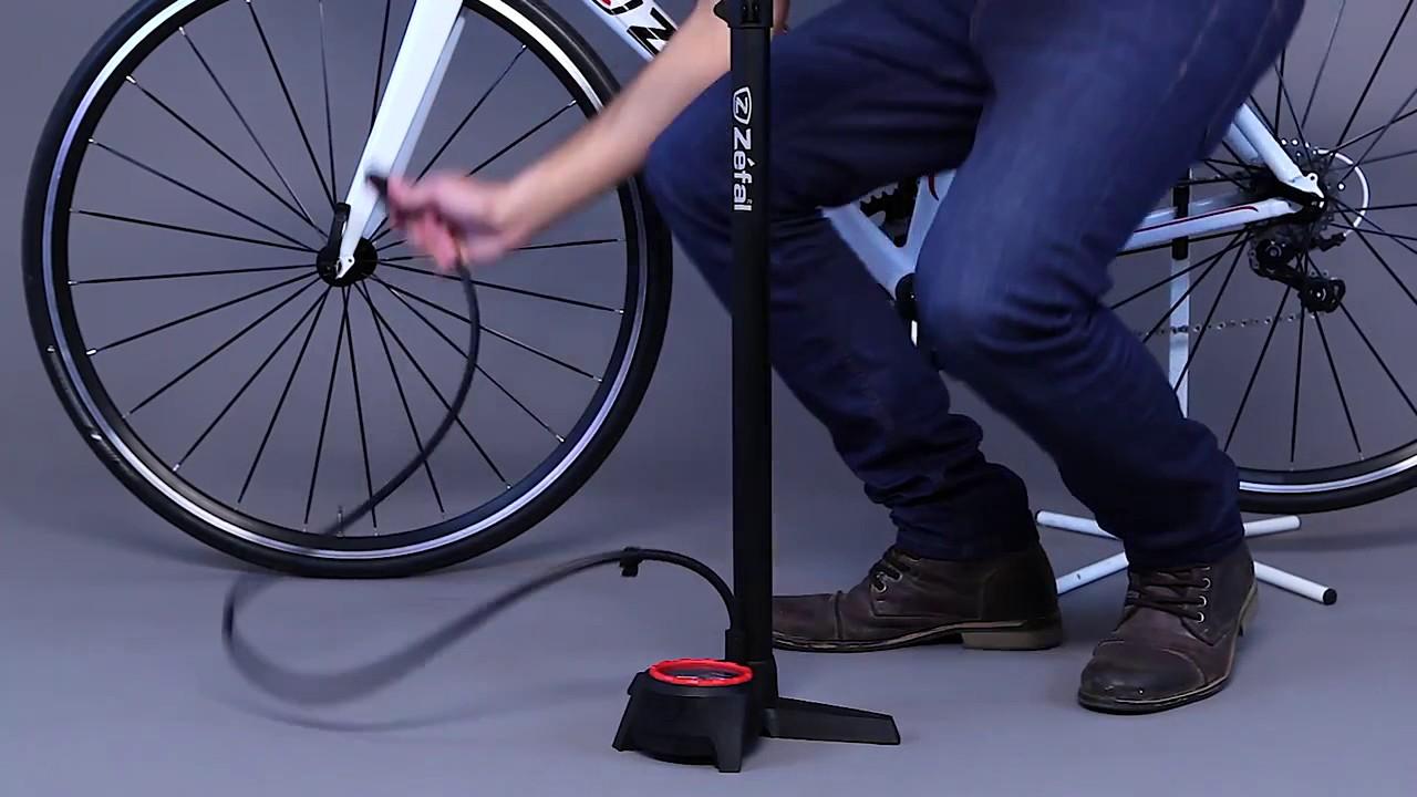 Poids Léger Vélo Pompe Schrader Universel Vélo Pneu Tube Intérieur TRACK PUMP