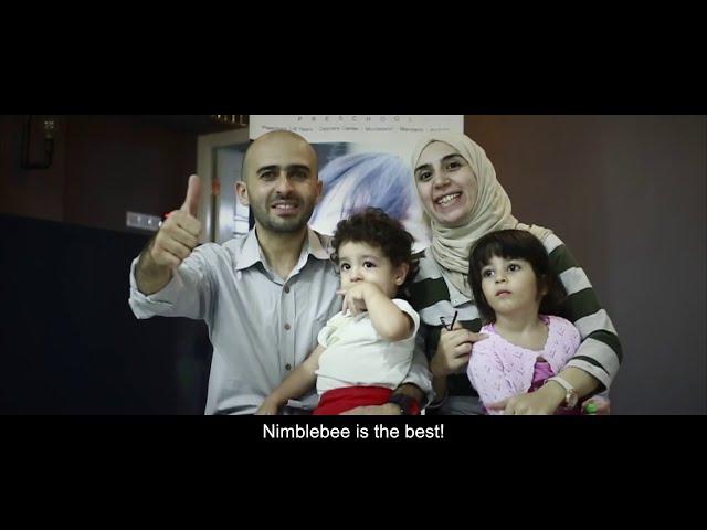 Why Nimblebee Preschool? (International Version Ads)