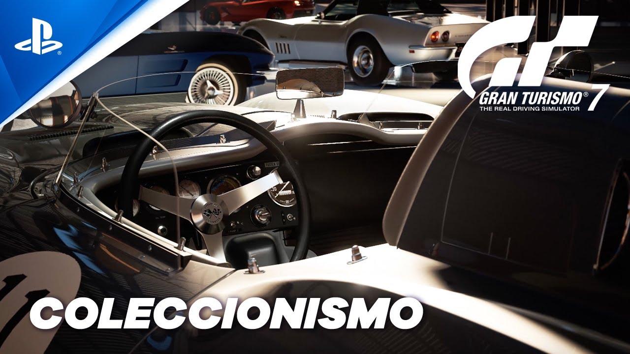 Gran Turismo 7 - Episodio 2: Coleccionismo (Detrás de las cámaras) en ESPAÑOL | PlayStation España