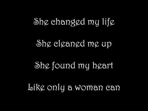 Like Only a Woman Can - Brian McFadden - Lyrics (Full Song)