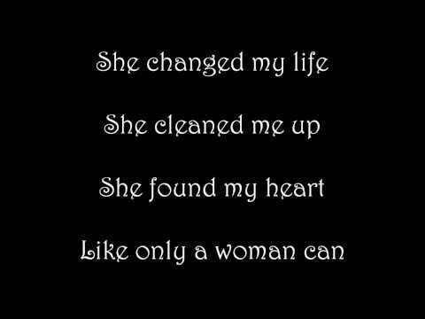 Like Only a Woman Can - Brian McFadden - Lyrics (Full Song)