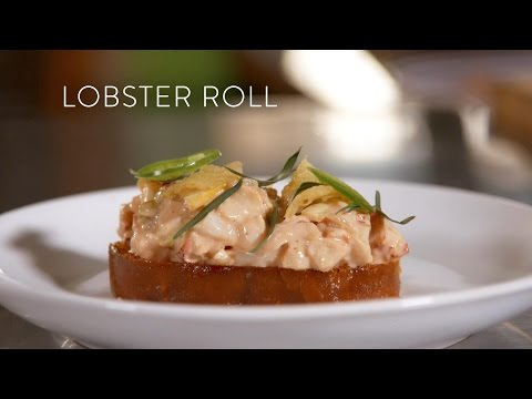 PERFECT LOBSTER ROLL RECIPE FROM LUDO LEFEBVRE - THE MIND OF A CHEF POWERED BY BREVILLE