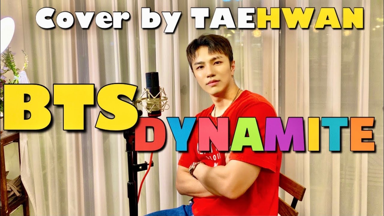 'BTS(방탄소년단) - Dynamite' COVER by VANNER(배너)-TAEHWAN(태환)