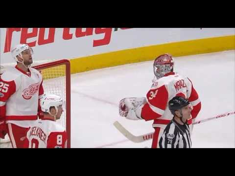 DETROIT RED WINGS vs EDMONTON OILERS (Mar 4)