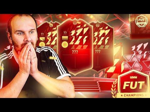 MES RECOMPENSES FUT CHAMPION SONT PARFAITES ! #FIFA22 AVEC 0€ C'EST MIEUX #12
