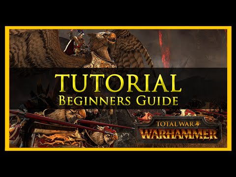 Total War Tutorial for Beginners (Warhammer Edition)