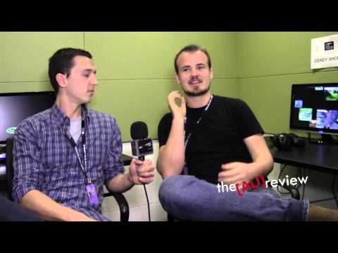 Clark Carter & Julian Harvey from The Crossing (Australia, 2013) - Sydney Film Festival Interview